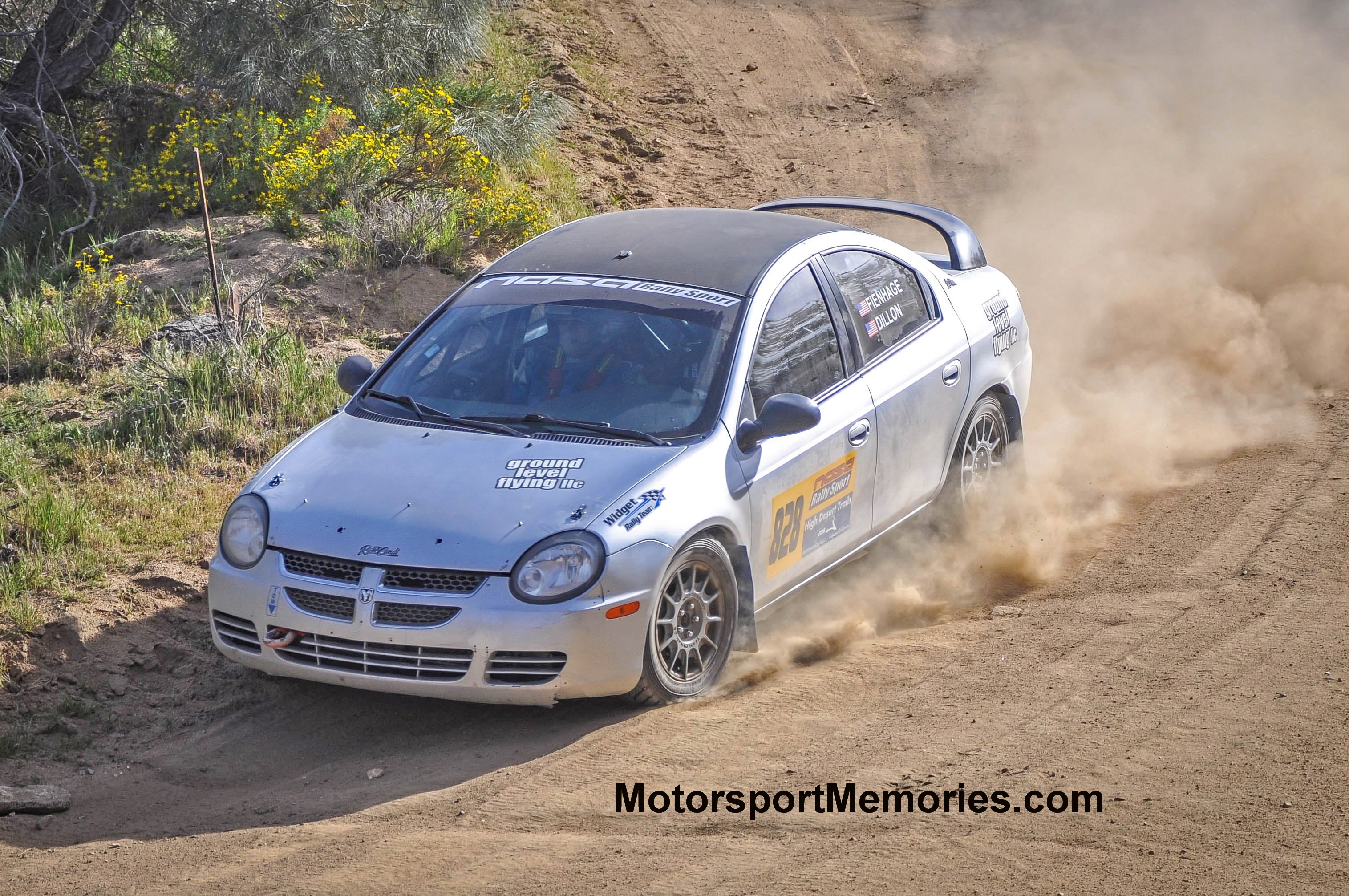 Welcome to the California Rally Series